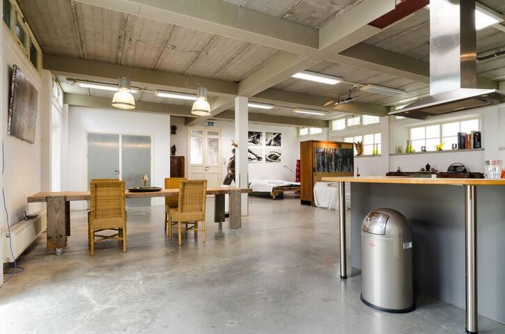 Loft Appartment