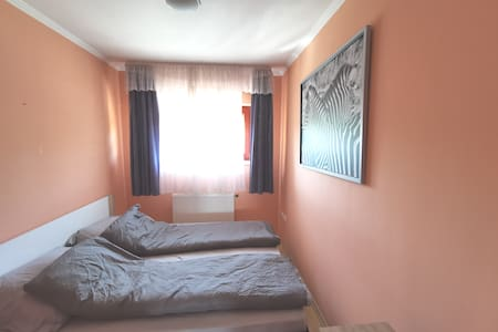 Nice apartment 1bed+livig room 8min the airport.