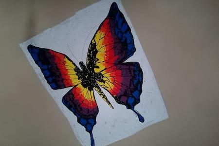 Hostal Silvino Habitación La Mariposa