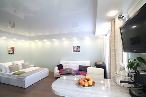 luxury apartment in the centre of Yaroslavl