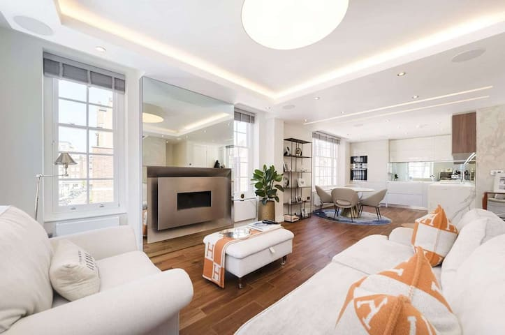 2 Bedroom Flat in Marylebone with Terrace