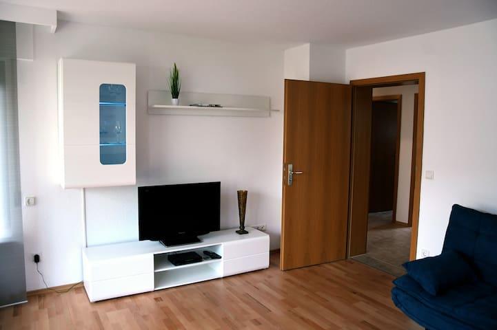 Schöne Wohnung am Fuße der schwäbischen Alb