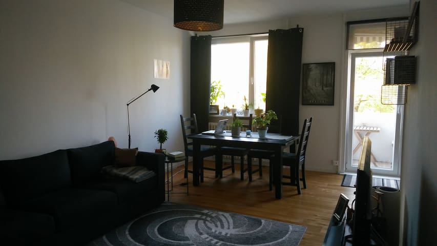 cosy and quiet apartment near Tiergarten
