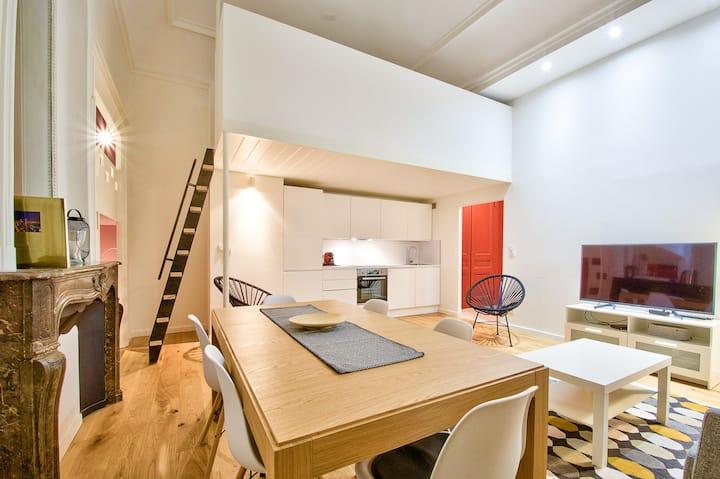 Studio Pauline Jaricot - Quartier Opéra