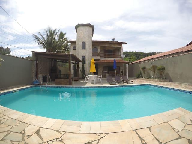 Casa na Praia De Pernambuco