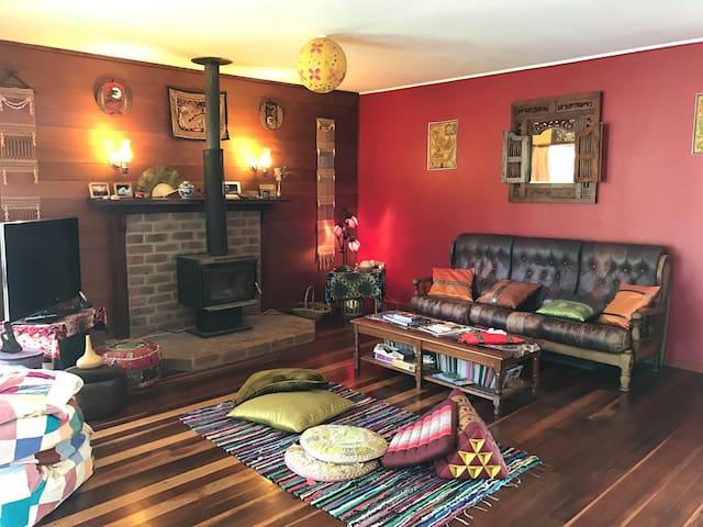 Romantic Rainforest getaway weekend - Springbrook - House