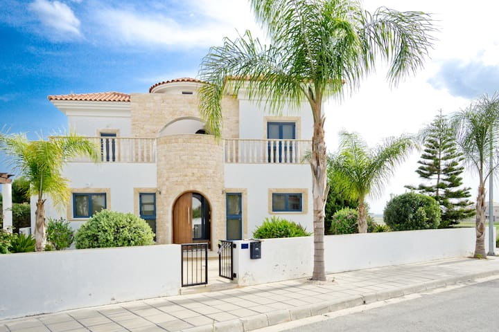 Luxury Villa near the beach Larnaca Dhekelia road - Larnaka - Villa