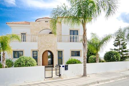 Luxury Villa near the beach Larnaca Dhekelia road - Larnaka