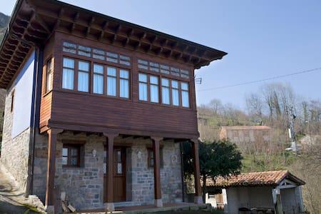 Casa rural L´Ablanu - La Canal - Casa