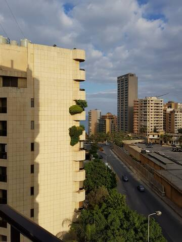 Spacious Family Duplex - Heart of Beirut
