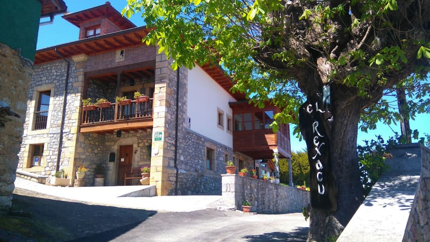Hotel rural de montaña - Bobia - Bed & Breakfast