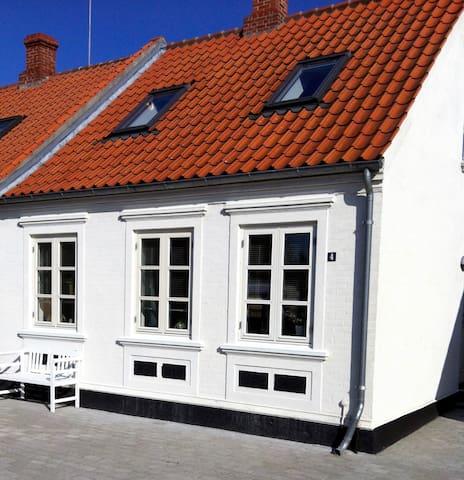 Hyggeligt byhus på Ærø