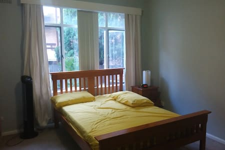 Private room for a single/couple in West Ryde - West Ryde - Daire