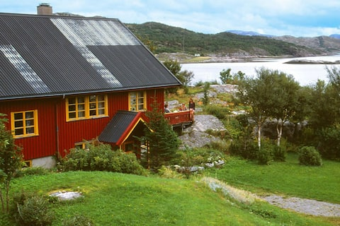 15 person holiday home in Flatanger