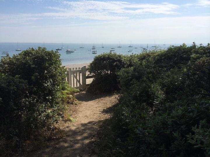 Villa de charme sur la plage des Souzeaux