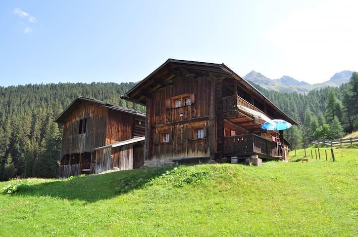 Ferien in der herrlichen Bergwelt Davos Sertig
