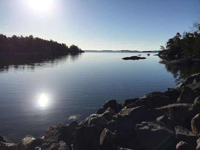 House in Stockholm archipelago - Värmdö NO