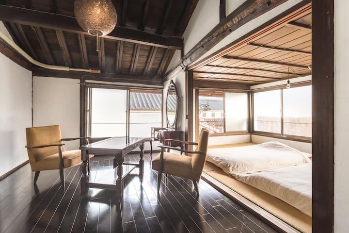 """Nodokeya / Udatsu guesthous """"room1"""""""