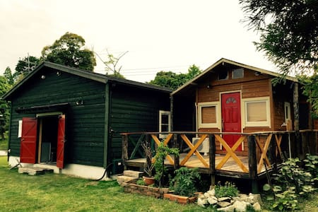 Isumi river front cabin stay or camping - Isumi