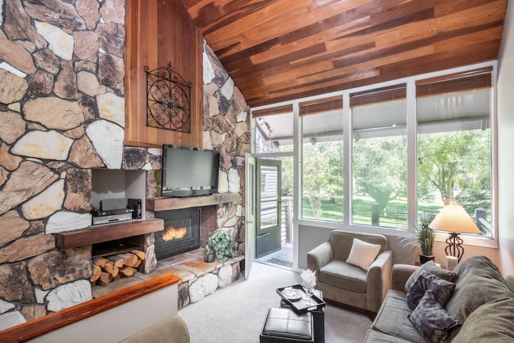 Chalet Townhouse in Park City (Central)