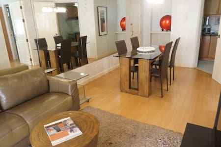 1 BR Forbeswood Heights Condominium, BGC, Taguig. - Taguig - Appartement en résidence