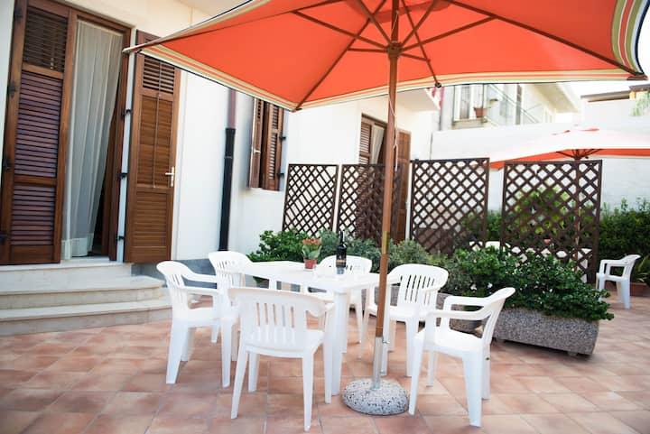 Casa Vacanza Rossella 50mt dal mare