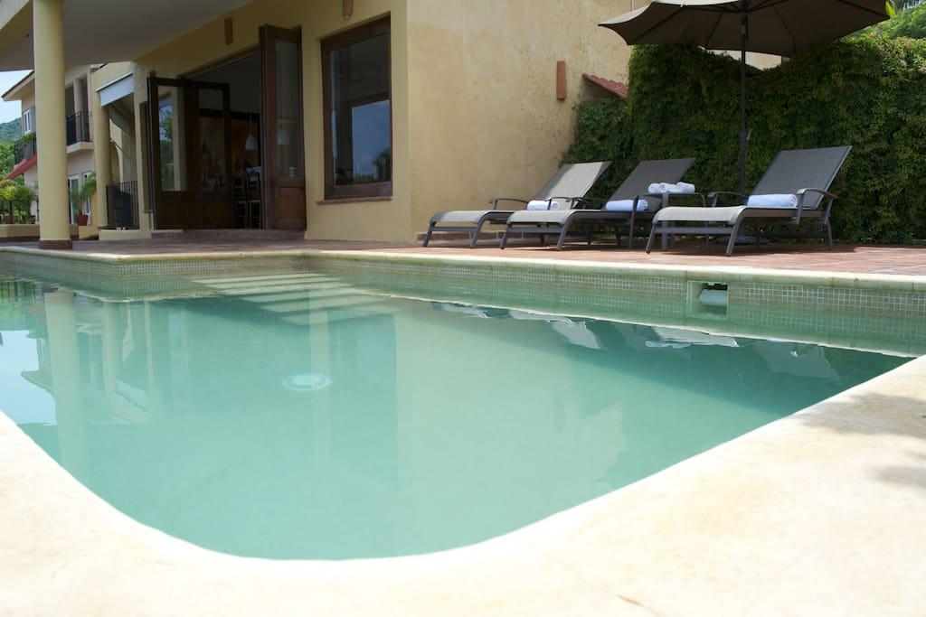 Alberca  Pool