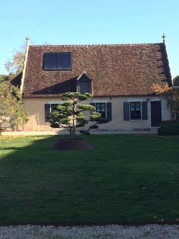 Gîte Nishiki - Domaine de Poulaines - Poulaines - Haus