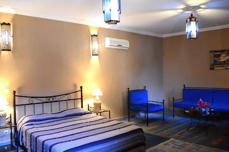 Riad Ain Khadra - Suite MAJORELLE