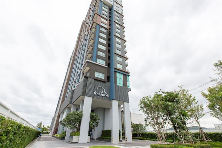 Baan Kiang Fah / Hua-Hin (On the 21st floor)