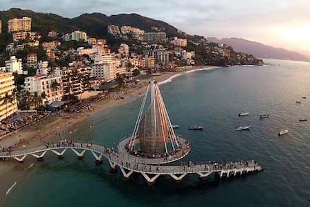 2 Bd/2 bath Best Old Town Location - Puerto Vallarta