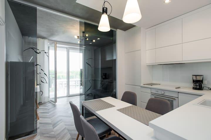 Brand New Variete Apartment