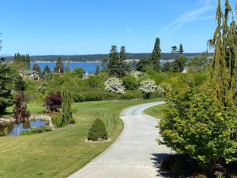 Coupeville Suite Retreat at Penn Cove