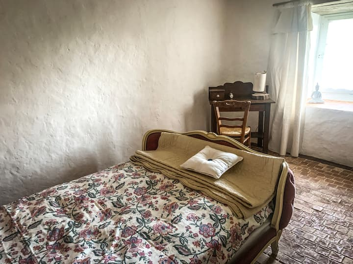 Petite chambre d'écrivain-e