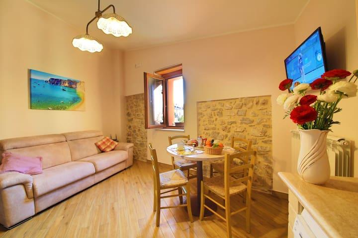 Casa Vacanze La Portella-Appartamento Porta Roma