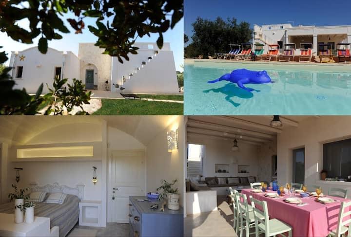 "Villa ""Lamia Quercelli"" with pool"