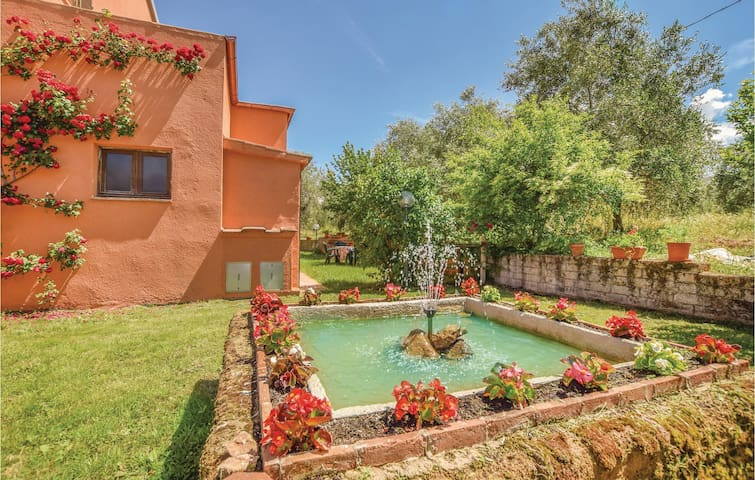 Holiday apartment with 1 bedroom on 45 m² in Bagno di Gavorrano GR