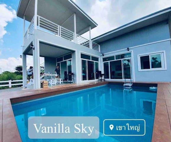 Vanilla Sky @Khao Yai 1