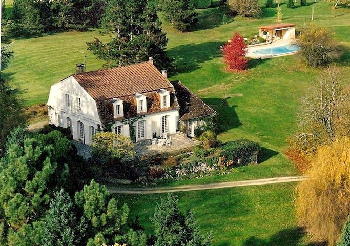 Le Parc Prive - Bergerac - Dům