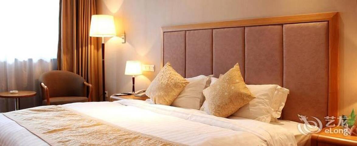 四星级酒店客房 - Suzhou - Apartamento