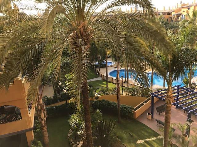 Beautiful apartments in San Pedro de Alcantara.