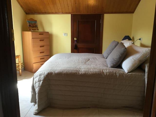Dos habitaciones con baño privado en Casa de Campo