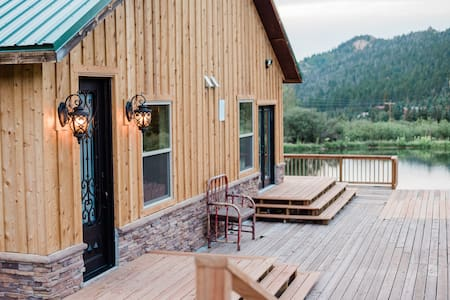 Hallowood Cabin