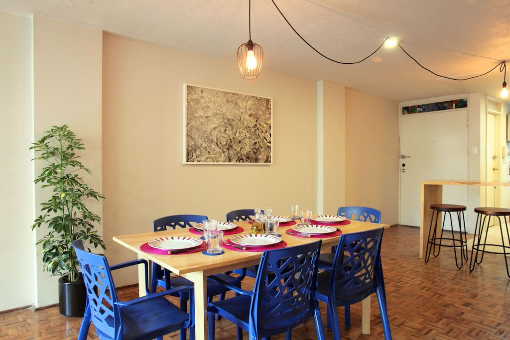 Dining Area Comedor