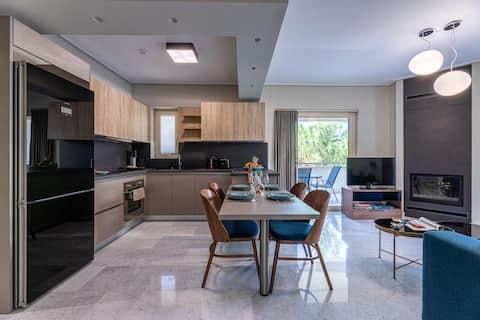 Elegant Two-Bedroom Apartment   Olygreen Athens
