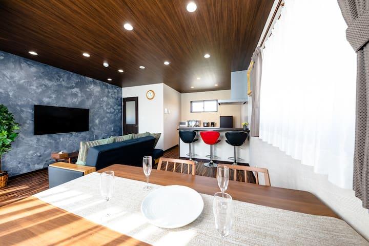 [Nishiki] Free Pickup ! luxury new house