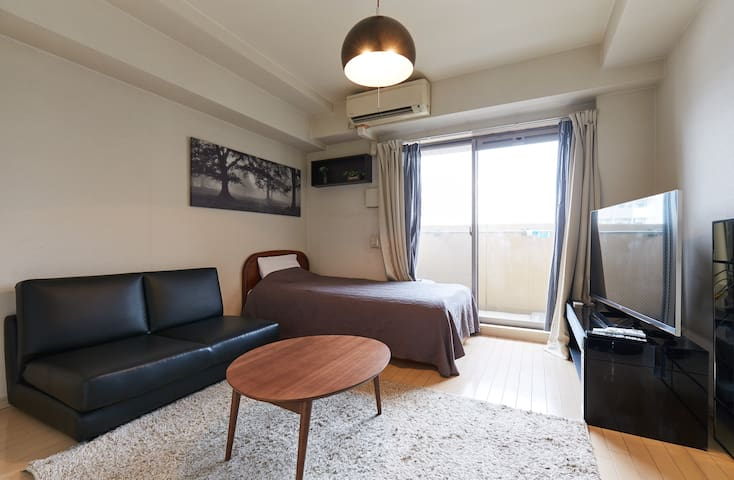 2P5000yen/Nanba/Kyoto/Osaka castle/Cherryblossom - Ōsaka-shi - Apartment