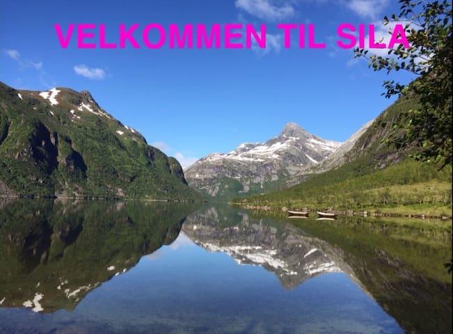 Naturskjønne Sila på Helgelandskysten