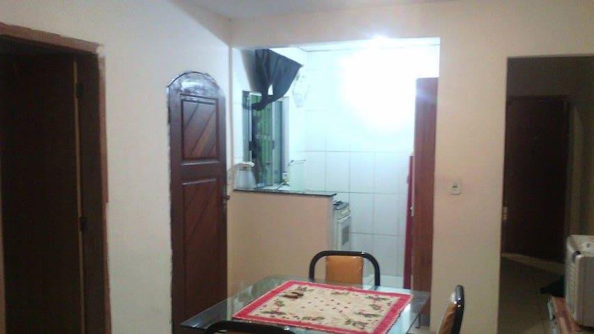 Casa simples aconchegante for afrikan gentleman - เซาเปาโล - บ้าน