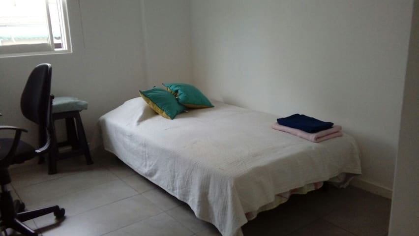 Excellent bedroom in Belgrano for short stays. - Buenos Aires - Apartamento